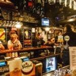 aan de bar in leeuwarden