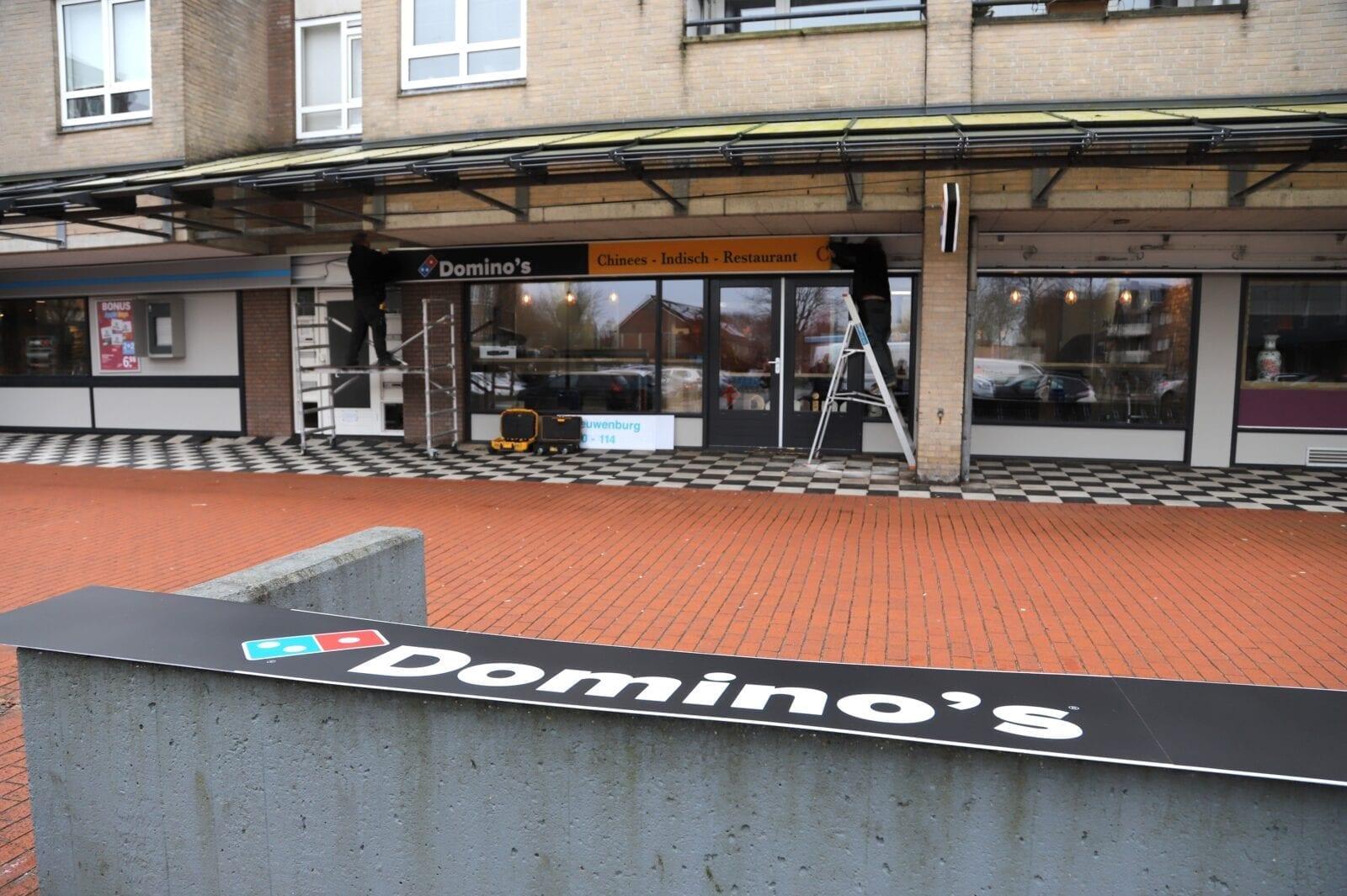 domino's camminghaburen