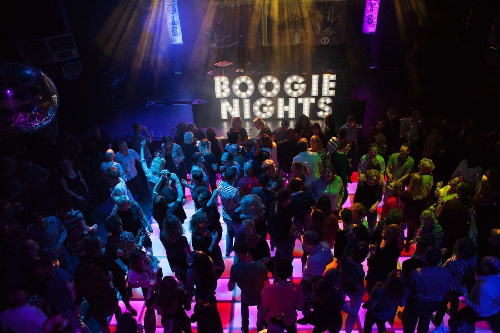 Boogie Nights Neushoorn Leeuwarden