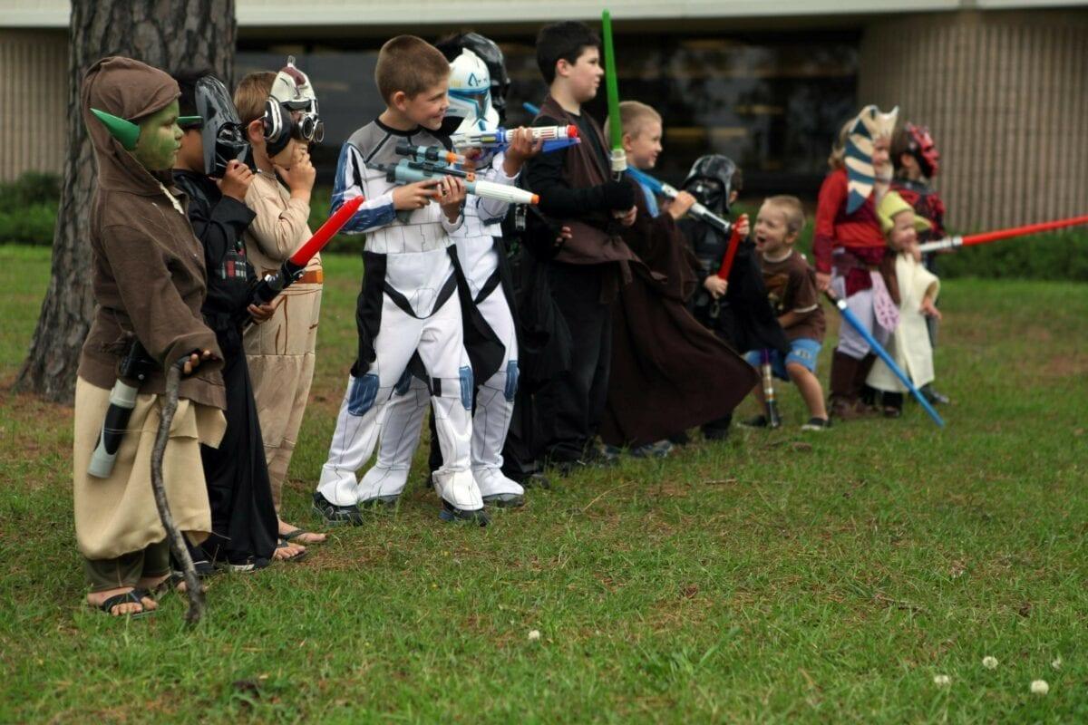 Star wars cosplay leeuwarden